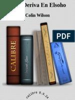 Wilson Colin - A La Deriva en Elsoho
