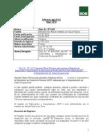 Actualización Legal Mayo 2015 Achs