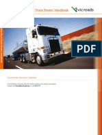 Victorian Bus and Truck Drivers Handbook