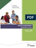 18. Qi Rg Needs Assessment 0901 En