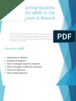 Amanda Urena_ADHD Presentation.pptx