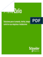 Schneider Electric - Zelio - Comando - Temporizacion - Interfaz - Control
