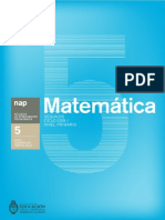 Matematicas 5º
