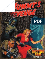 Thrilling Tales Adventure - The Mummy's Revenge