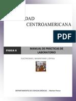 Manual Laboratorio Física II