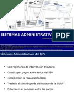 1 - Sistemas Administrativos Del IGV