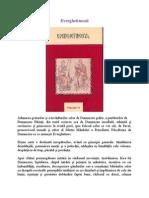 254080736 Invăţăturile Sfantului Efrem Sirul Din Everghetinos