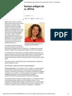 Caipira Conserva Formas Antigas Da Língua Portuguesa, Afirma Pesquisadora - Notícias - UOL Educação