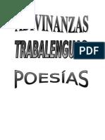 ADIVINANZAS-TRABALENGUAS