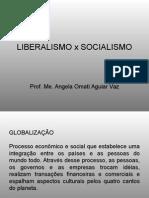 Liberalismo x Socialismo Aula 01/06/15