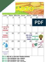 Agenda Marzo 2010