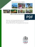 Manual Accesibilidad Para Personas Con Discapacidad en Áreas Silvestres Protegidas Del Estado1