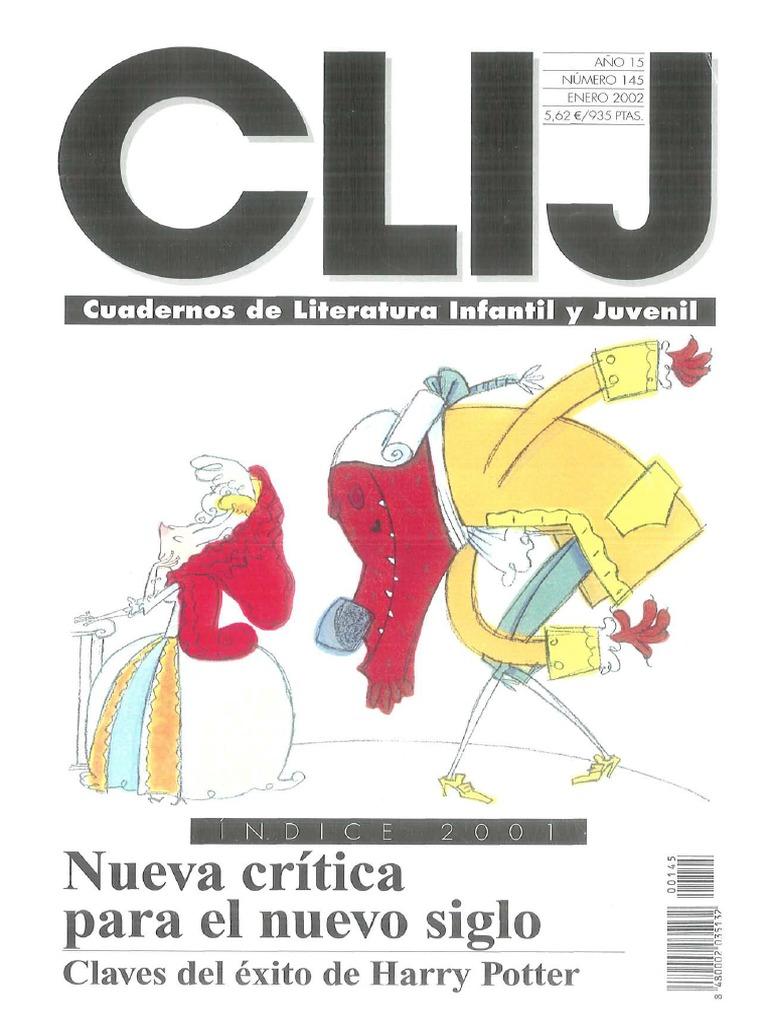 Clij Cuadernos de Literatura Infantil y Juvenil 131