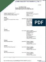 BROWN v. MENU FOODS, INC. et al - Document No. 2