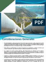 7. Calculo Hidraulico de Tuberias - Marco Salas