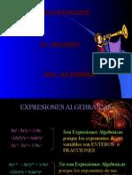 Diapositiva - Expresiones Algebraicas