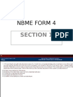 NBME 4 Section 1