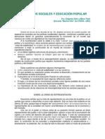 Datri y Trpin-Movimientos Sociales y Educación Popular