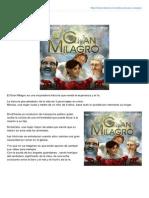 Misiondeamor.mx-el Gran Milagro
