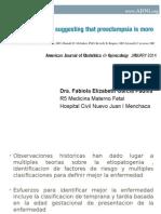 Revision de articulo Placenta y preeclampsia