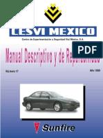 manual descriptivo Sunfire 1999