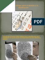 Linea de Tiempo Sobre Derecho a La Identificacion