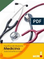 Medicina 13-14 España