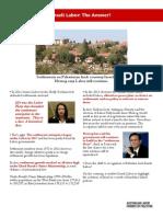 Fact Sheet - Israeli Labor (LFOP)