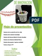 Proyecto de Innovacion