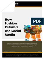 EModeration White Paper How Fashion Retailers Use Social Media