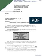 PainCare Acquisition Company XII, Inc. v. Colorado Pain Specialists, P.C. et al - Document No. 5