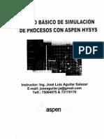 CURSO BASICO DE SIMULACION DE PROCESOS CON ASPEN HYSYS.pdf