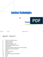 Wireless Technologies - 02