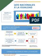 CONSEJOS DE LA IGUALDAD