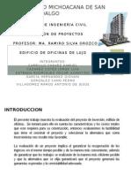Presentacion Edificio de Oficinas