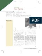 Entrevista Joel Rufino