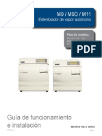 Manual Autoclave