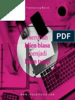 #eBook - Merubah Klien Biasa Menjadi Klien Tetap - IDSN 0415