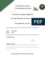 Análisis EIA y Green IT