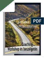 Wiesner Edit - Coaching Workshop És Beszélgetés