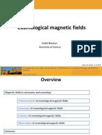 Cosmological Magnetic Field Ppt Geneva