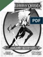 Bailarin Guerrero