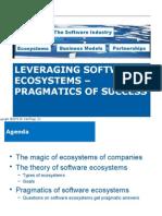 Pragmatic Software Ecosystems