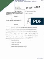 Thomas H. Lee Equity Fund V, L.P. et al v. Mayer, Brown, Rowe & Maw L.L.P. - Document No. 2