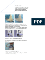 Multi Angle Biopsy Guide Assembly