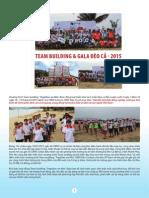 DCIC - Team Building 2015