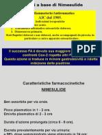 A Lezione 14 Nimesulide-COX2 2013