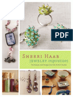 Lucite Flower Bracelet Project from Sherri Haab Jewelry Inspirations