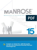 Manrose Brochure Issue 15