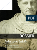 Aníbal Contra Escipión
